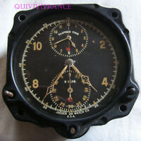 JAEGER LECOULTRE  & Cie WATCH CO / USA 8 DAYS - COMPTEUR D'AVIATION