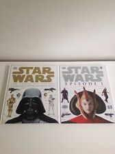 Star Wars The Visual Dictionary X2 Books