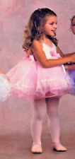 Baby Bloom Dance Costume Pink Ballet Ballerina Tutu Clearance Child 12=Large