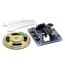 ISD1820 Ton Sprach Aufnahme Wiedergabe Modul mit Mikro Schall Audio Lautspr F9Y2