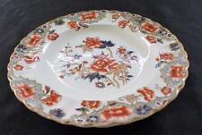 "Antq 1879-1890 W T COPELAND & SONS Earthenware VICTORIAN IMARI 10"" Dinner Plate"