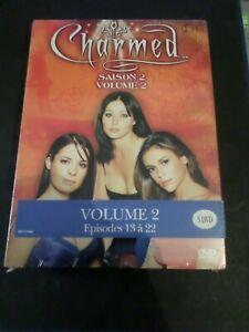 DVD SERIE CHARMED, SAISON 2 VOLUME 2, épisodes 13 à 22, 3 DVD