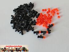 Lego® Star Wars 50X Minifig Droide Blaster Waffe / Megaphone Schwarz 4349 / 4073