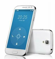 GT-T9500 Android 4.2 Smartphone 5.0 inch Screen SP6820 1GHz White Dual Sim Slots