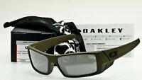 Oakley SI Gascan Sunglasses OO9014-2160 Mil Spec W/ Black Iridium DANIEL DEFENCE