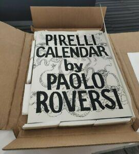 Original Pirelli Calendar 2020 by Paolo Roversi