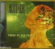 ACCUSER / TAKEN BY THE THRORT * NEW CD * NEU *