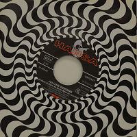 """JULIANE WERDING - OH MANN, OH MANN WO HAT DER MANN NUR SEINE.. Single 7"""" (I420)"""