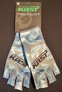 KAST INFERNO GLOVE SIZE LARGE NEW WITH TAGS UPF 50 TECHNICAL SUN PROTECTION
