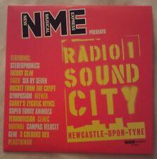 NME RADIO 1 SOUND CITY CD Stereophonics Fatboy Slim Mogwai Super Furry Animals