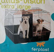 Ferplast Atlas Vision Extra Large Dog Cage for the home and garden Cage only