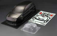 RC 1/10 EP Car 190mm Carbon Fiber Print Bodyshell bodies shell VW GTI fit Tamiya
