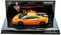 Minichamps 1/43 Lamborghini Gallardo LP550-2 Valentino Balboni Orange 2009 New