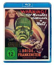 FRANKENSTEINS BRAUT (1935)  BLU-RAY NEU