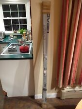 Head Cyber C 124 170cm All Mountain Skis With GS 9 Tyrolia Carve Plates NEW