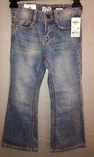 OshKosh B'Gosh Little Girls Boot Cut Jeans Light Blue Size 6XR  NWT. $34 MSRP