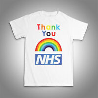Thank You NHS - unisex T-Shirt - We Love NHS Stay Home -= 10% to NHS Charity =-