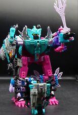 G1 vintage PIRANACON Seacons complete SET Hasbro Transformers combiner gestalt !