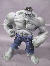 "Marvel Universe ""HULK GRAY"" 100% Complete C9 shape Hasbro 2011"