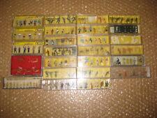 Spur HO 26 xpakete figuras, animales de preiser, aún, merten/q655