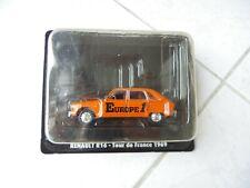 Renault 16 R16 Europe 1 Tour de France 1969 Norev 1/43 Miniature sous blister