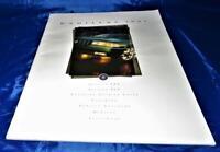 Cadillac, 1995, Full Line, Seville, De Ville, Eldorado, Brochure or Pamphlet