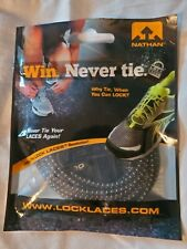 New listing Nathan 1160Nb Lock Laces:Black