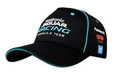 CAP Hat Jaguar Racing Formula E Panasonic Team Racing Logo NEW! Black