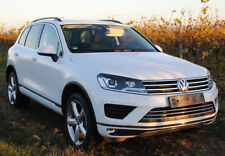 VW Touareg 3,0 V6 TDI 150 KW, SCR, DPF,  Automatik,  EZ. 05.2016,  nur 33500 KM