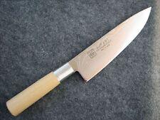Kochmesser Küchenmesser Japan Damast Messer Gyuto Kiwami Damastmesser 341820 Neu