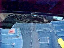 LOT 6 GIRLS JEANS VARIOUS SIZES SOME NEW , ALL ONE PRICE, BACK TO SCHOOL