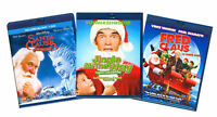CHRISTMAS COLLECTION (SANTA CLAUSE 3 / JINGLE ALL THE WAY / FRED CLAUS (BLU-RAY)