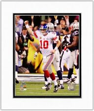 c7e5389a9 ELI MANNING NEW YORK GIANTS SUPER BOWL XLVI MVP 11x14 DOUBLE MATTED PHOTO