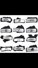 Naruto Headband (All Villages Available)