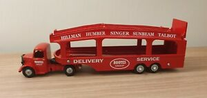 Dinky Toys Pullmore Car Transporter 982 Rootes Group