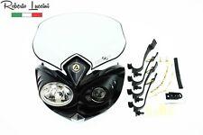 Acerbis Scheinwefer CYCLOPE Headlamp Motorbike Motorrad Enduro Streetfighter