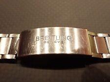 Vintage Breitling Stahlband bracelet für 1806 1808 1809 7651 2115 812 big case