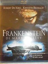 FRANKENSTEIN FILM IN BLU-RAY NUOVO DA NEGOZIO ANCORA INCELLOFANATO-SPEDIZ. €4,90