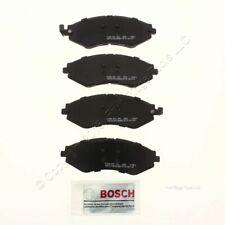 Bosch QuietCast Premium Ceramic Disc Brake Pad Set BC10035 for Reno Spark- FRONT