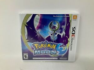 Pokémon Moon (Nintendo 3DS  2016) Pokemon
