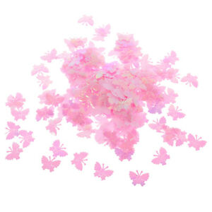 400x Butterfly Confetti Sprinkles Table Scatters DIY Craft Wedding Accessory