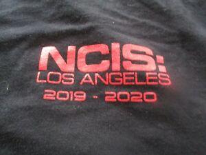 NCIS: LOS ANGELES 19/20 Season CAMERA CREW New XL T-Shirt Chris O'Donnell RARE