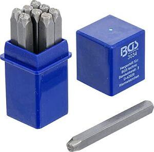 BGS 3034 | Chiffres à frapper | 4 mm