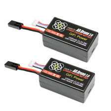 Refuelergy 2x Battery For PARROT AR.DRONE 2.0 & 1.0 Quadricopter