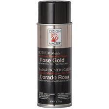 Design Master DM241 Premium Metallic Spray Paint 11oz Rose Gold NEW