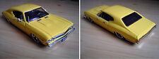 Chevrolet Chevelle SS 396 1/24 1968 Sunny Side