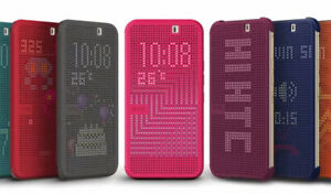 HTC Dot View Smart Flip Case Cover For HTC One M9   ( HC M231 )