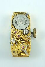 Vintage Lucien Piccard LDS Mechanical  Wristwatch Movement - Parts / Repair