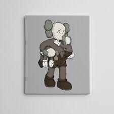 "16x20"" Art Canvas Kaws Companion Clean Slate NYC Brian Donnelly Contemporary Art"