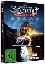 DIE LEGENDE VON BEOWULF (Blu-ray Disc, Steelbook) NEU+OVP